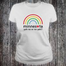T Shirt Design Mn Mn Retro Design And Accent Yeah No Or No Yeah Shirt