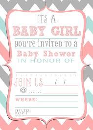 Theme  Blank Baby Shower InvitationBaby Shower Cards To Print