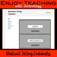 file cabinet icon windows. Virtual Filing Cabinets \u2013 Paperless Classroom 1 File Cabinet Icon Windows