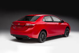 Detailed Review of 2015 Model Year Toyota Corolla