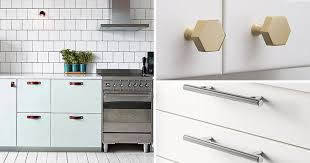 elegant modern kitchen cabinet handles regarding 8 hardware ideas for your home contemporist
