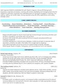 Events Manager Resume Sample Best of Event Planner Resumes Event Planner Resume Sample Event Coordinator