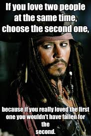 Jack Sparrow Meme Two People At The Same Time Choose The Adorable Jack Sparrow Quotes