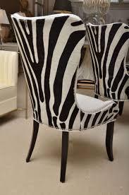 zebra print dining chairs linon home dining chair black