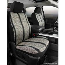 fia wrangler saddle blanket custom fit seat covers front seat black pair