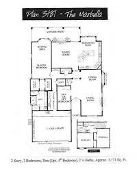marbella floorplan slc