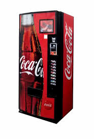 How To Rob A Soda Vending Machine Fascinating Dixie Narco Model 48E 48oz Bottle Coca Cola Bottle Coke