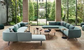 Designers Choice Furniture Galleries Bernhardt Design Unveils A Modular Seating System By Luca