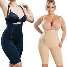 plus size strapless shapewear body shapers body suits shapewear for women electric curves
