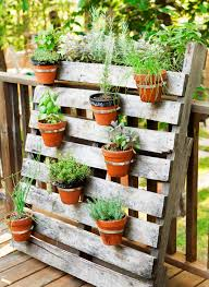 Small Picture 12 Easy Container Garden Ideas for Every Outdoor Space Pallets