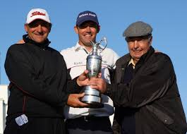 padraig-harrington-bob-torrence-british-open-2009 | Golfweek