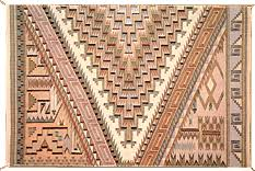 Blue navajo rugs Contemporary Lena Curtiss Pbs The Collectors Guide Collecting Contemporary Navajo Weavings