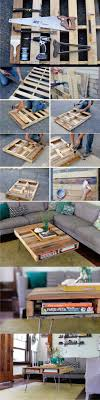 easy diy home decor projects diy pallet furniture tutorial coffee table