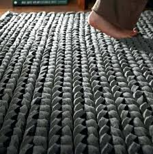 best of braided wool rug and chunky wool rug chunky braided wool rug chunky knit rug