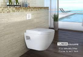 YJ9630 Wall-hung Toilet Ceramic Toilet WC Toilet Toilet Bowl