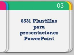 Plantillas Power Point 2013