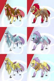 Pokemon shiny legends dogs wallpaper / raikou shining coloration by xous54 on deviantart : Zacian And Zamazenta As Legendary Dogs Pokemon Sword Shield Skin Mods