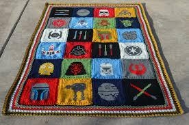 Star Wars Crochet Blanket Patterns