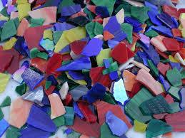 mosaic glass pieces designs