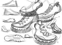 Industrial design sketches shoes Industry Design Related Post Twitter Sketch Drawing Of Shoes Awesome All Of My Shoes Poster Illustration
