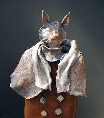 Avis Gardner | Animal art, Ceramic animals, Clay animals