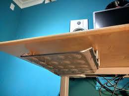 diy under desk drawer tray as desk drawer diy desk drawer organizer ideas