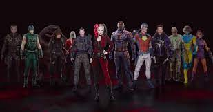 Meet 'The Suicide Squad's Full Cast in ...
