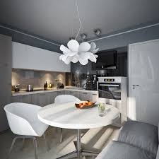 Kitchen Tables For Apartments Modern And Minimalist Apartment Design For Couples Armchairs