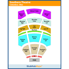 Southern Theater Seating Chart Southern Theatre Events And Concerts In Columbus Southern