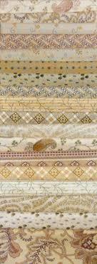 Toasted Fat Quarter Bundle Tan Colorway - 18 fabrics -