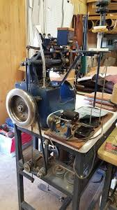 Campbell Lockstitch Sewing Machine