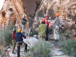 <b>Outdoor</b> Rock Climbing - Intensive <b>Introduction</b>