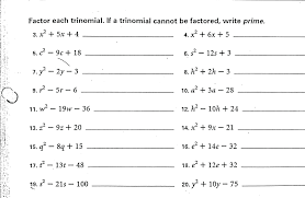 worksheet solving quadratic equations worksheets factoring and worksheet solving quadratic equations worksheets math go by factoring answers grade