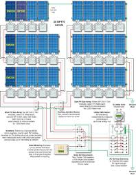 solar cell wiring diagram wiring diagram and schematic design solar panel to battery wiring diagram electricity diagrams