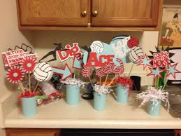 Volleyball Party Decorations Basketball Banquet Decorations Metaldetectingandotherstuffidigus