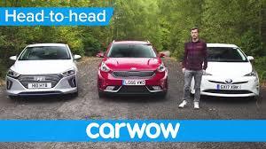 Toyota Prius vs Hyundai Ioniq vs Kia Niro 2018 review – what's the ...