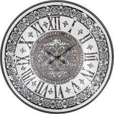 <b>Часы настенные Lefard</b>, <b>кварцевые</b>, цвет: белый, черный, 80 х 80 ...