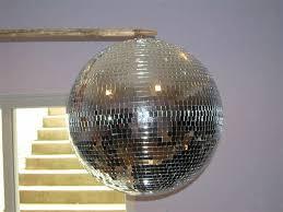 disco ball 20in