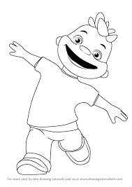 Small Picture Learn How to Draw Gerald from Sid the Science Kid Sid the Science