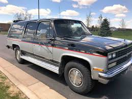 Classic Chevrolet Suburban for Sale on ClassicCars.com - Pg 2