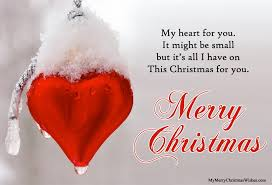 merry christmas love quote picture