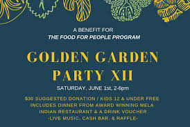 party for the people golden garden party xii to support malnourished children