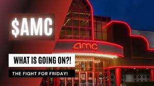AMC STOCK - WHY IT'S DIPPING TODAY AND WHAT WE NEED TO TURN IT AROUND! -  YouTube