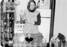 Nice Semiotics Of The Kitchen. By Martha Rosler