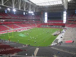 Phoenix Arizona Stadium Seating Chart State Farm Stadium Tickets Arizona Cardinals Home Games