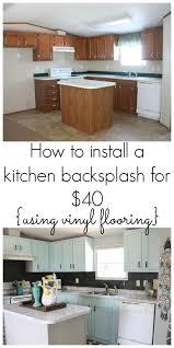 Cheap Backsplash Best 25 Kitchen Backsplash Diy Ideas On Pinterest Diy Kitchen