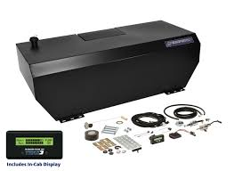 100 Gallon In-Bed Auxiliary Fuel Tank System - TRAX 3 - Transfer ...