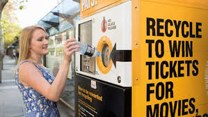 Reverse Vending Machine Uk Unique Vending Machines Offer Rewards For Rubbish BT