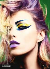 fashion make up editorial google search