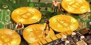 Bitcoin mining gets boost at Gazprom Neft   Upstream Online